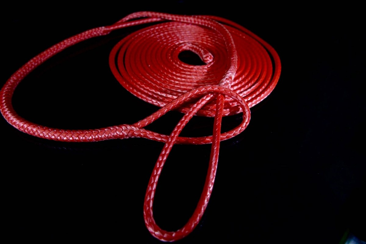 6mm Dyneema Whoopie Sling for Slackline Anchors