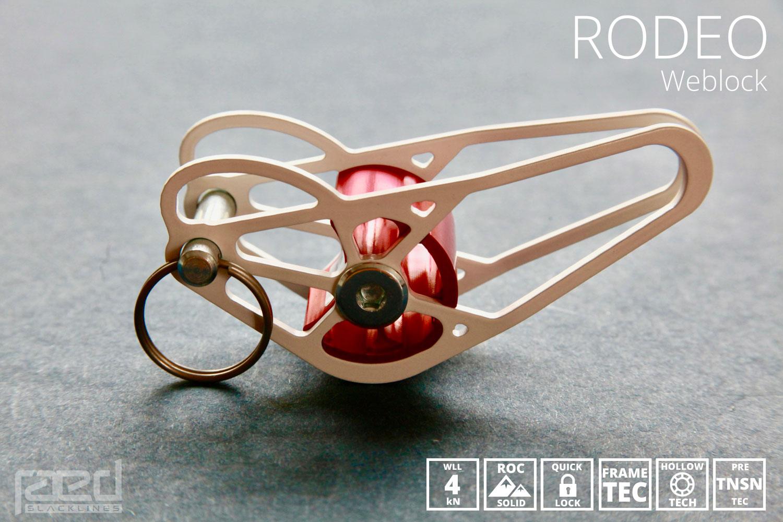 The new RODEO weblock is here