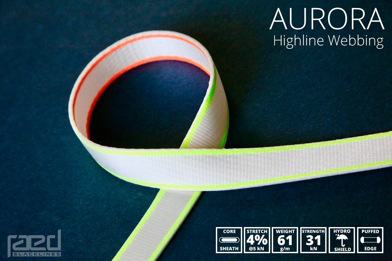 AURORA webbing