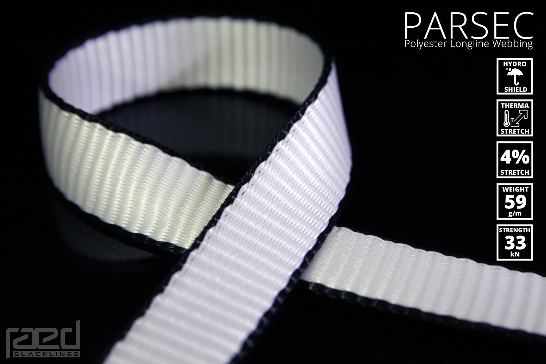 Parsec Polyester Longline webbing