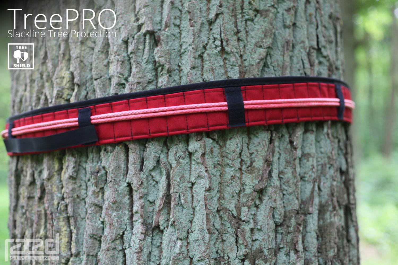 treepro slackline treeprotection