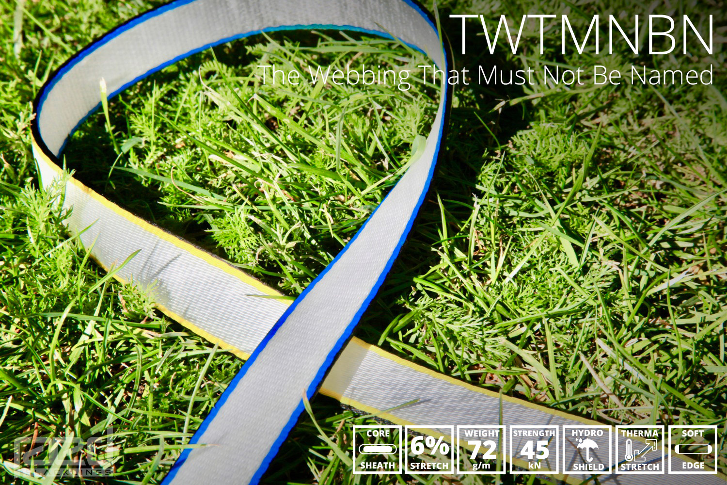 TWTMNBN - The webbing that must not be named