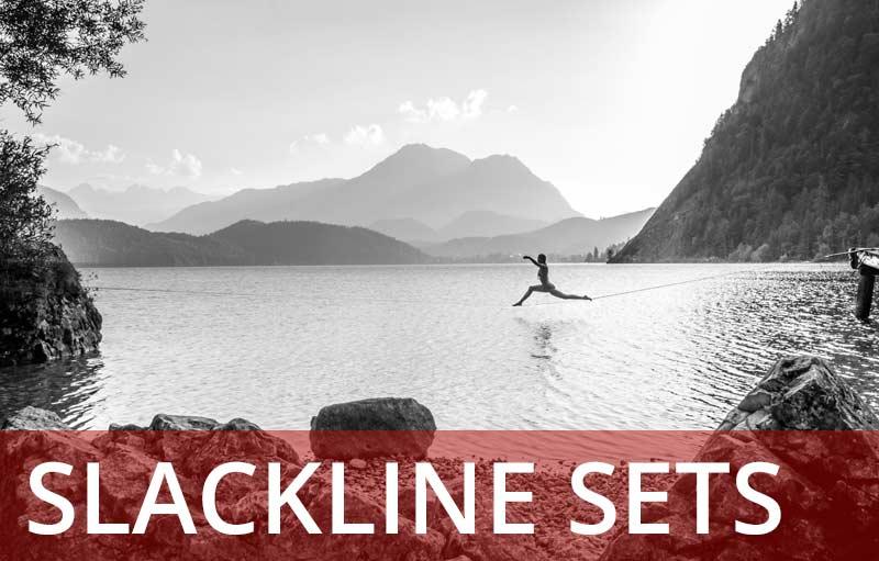 beginner slackline sets